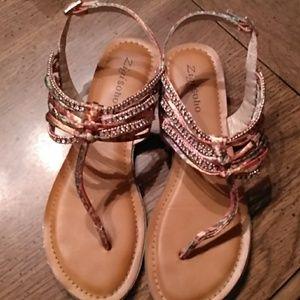 Zigi Soho sandals size 8 1/2